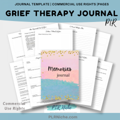 Grief Journal PLR