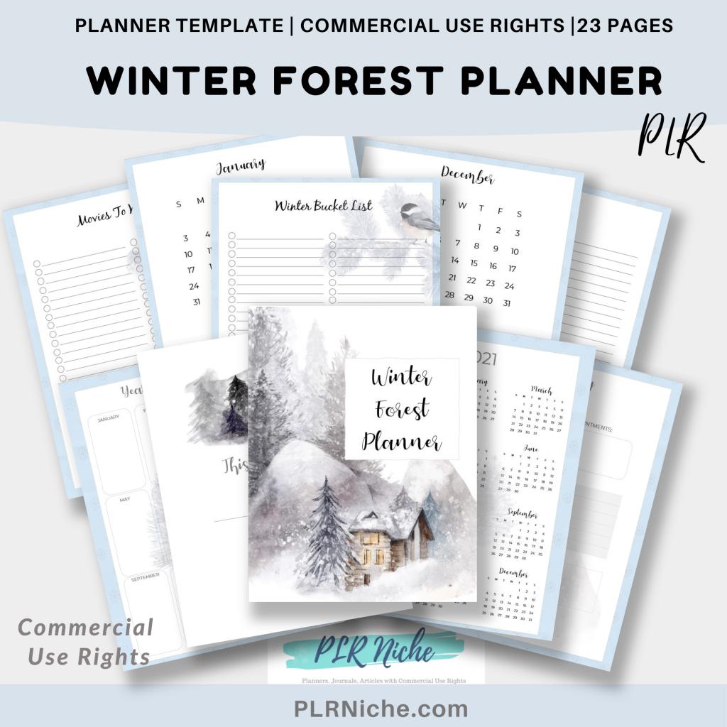 Winter Forest Planner