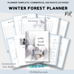 Winter Forest Planner