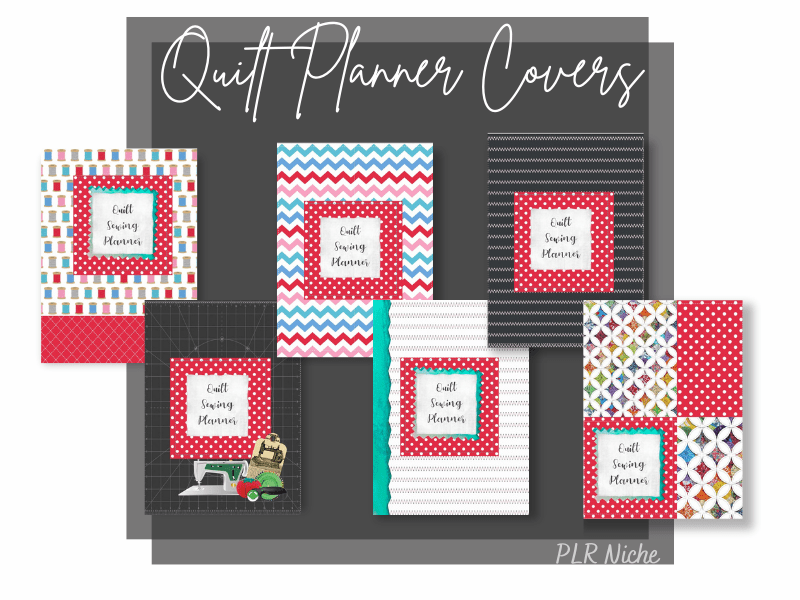 Quilt Planner Covers Pic