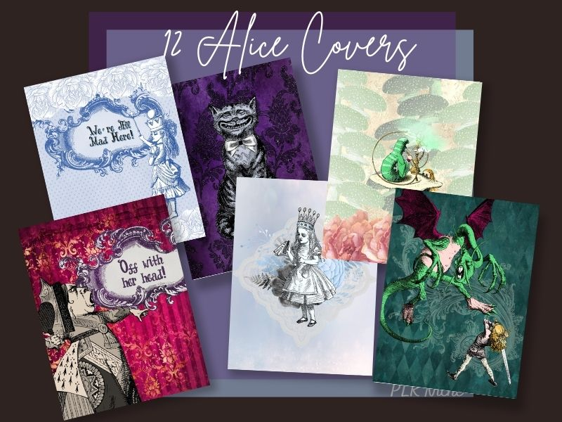 12 Alice Planners 1