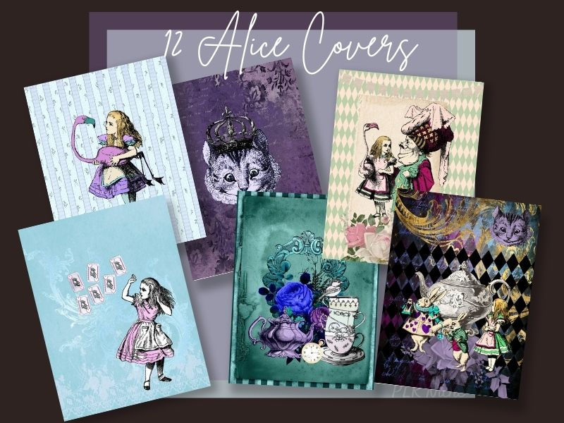 12 Alice Planners 2